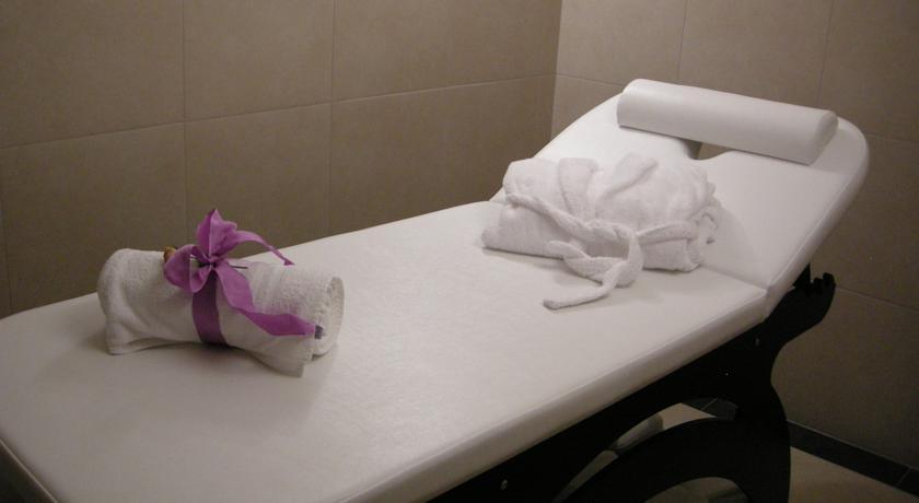 Massaggi linfo relax benessere al Gran Sasso