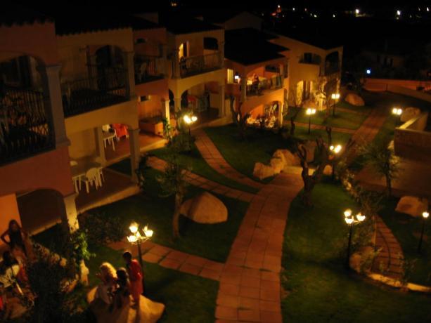 ottimo residence a Badesi, piscina per Bambini
