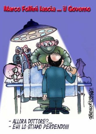 Vignetta   Follini   Umorismo   Fumetti   Satira