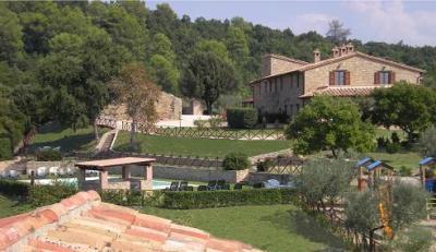 Country House con grande parco e bosco
