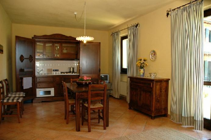 Olivo Appartamento vacanza tra Perugia ed Assisi