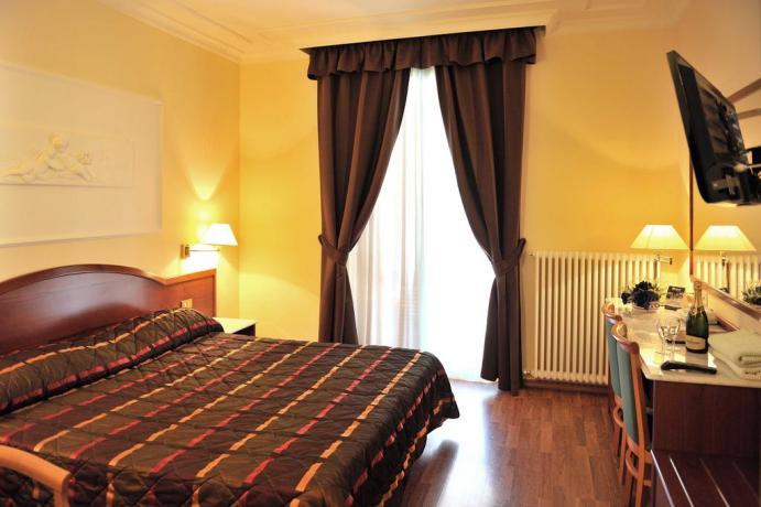 Camera in hotel con Piscina Coperta Riscaldata