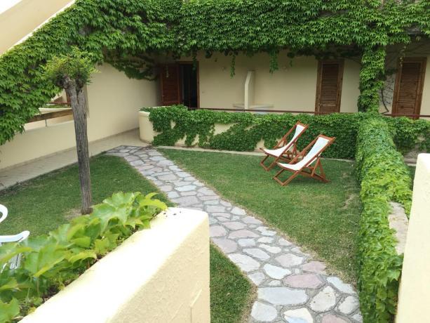 Appartamenti con Giardino o Terrazzo a Centola Palinuro