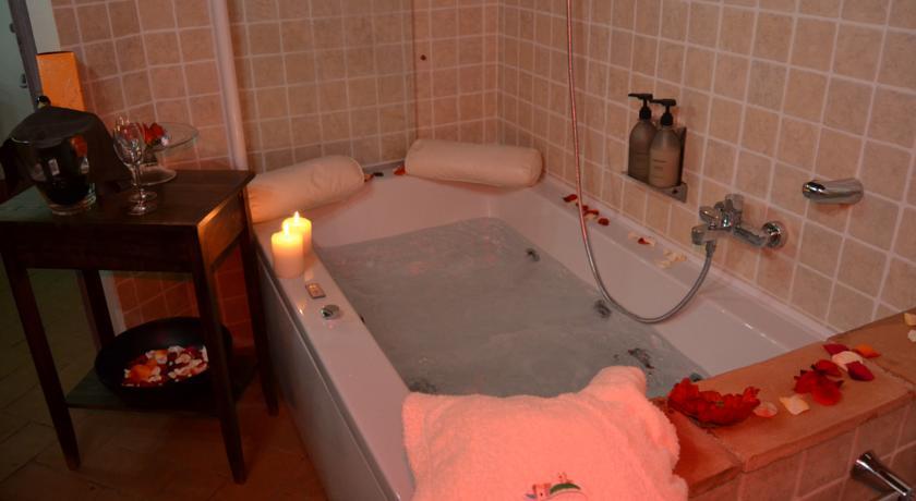 Suite con vasca idromassaggio doppia
