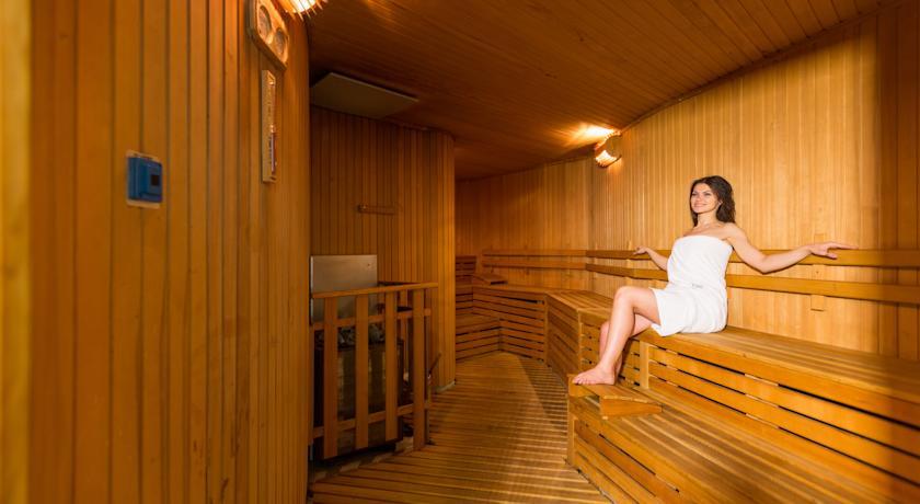 Centro Benessere con Sauna a Tivoli Terme