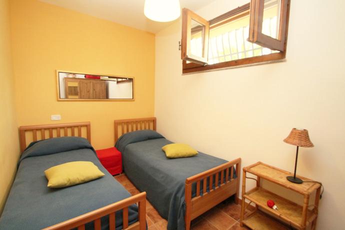 Appartamento Tresino con 2 letti singoli