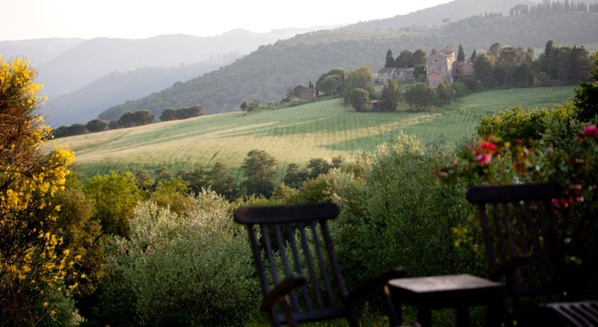Relax in Giardino in Relais di Charme Todi