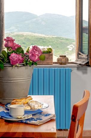 Appartamento sulle Dolomiti Lucane con Camino