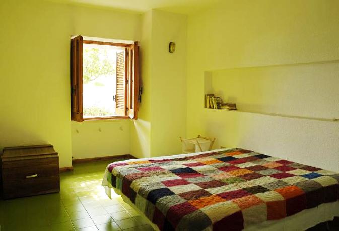 Ampia Camera Matrimoniale in Villa indipendente