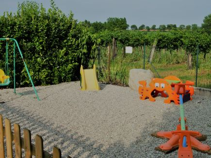 Area giochi Agriturismo Nuvolino