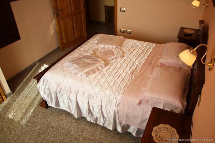 Camere spaziose ideali per famiglie