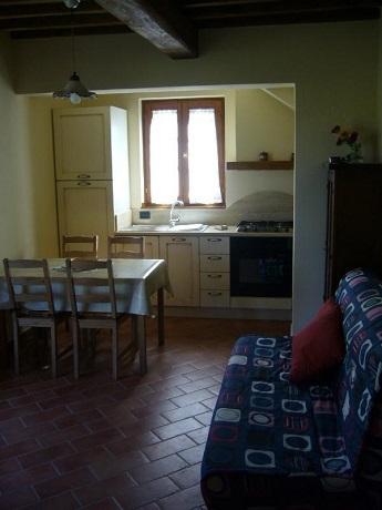 Terrazza App.to Oleandro a Santa Lucia in Toscana