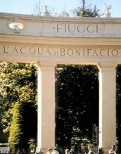 hotel per gruppi a Fiuggi con SPA