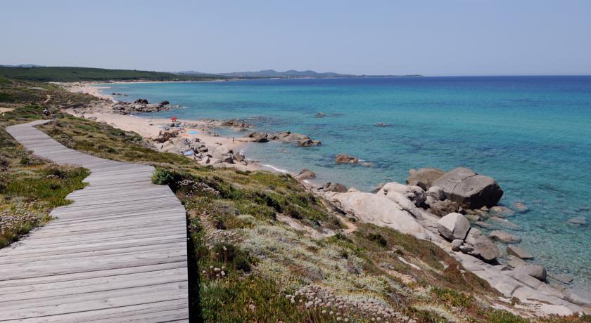 Spiagge vicino Residence appartamenti Vignola Mare