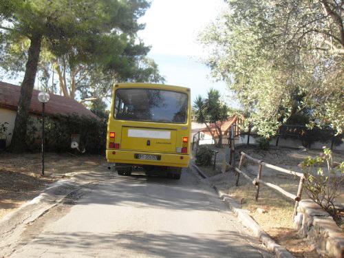 Hotel con Navetta da/per la stazione di Pisciotta/Palinuro