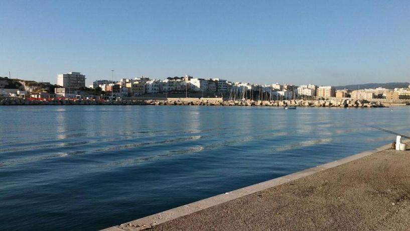Hotel a 1km dal porto di Vieste