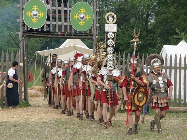 Castrum Legionis Roma