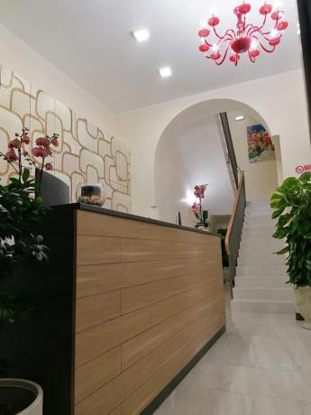 Hotel 4 stelle vicino al mare Palermo centro