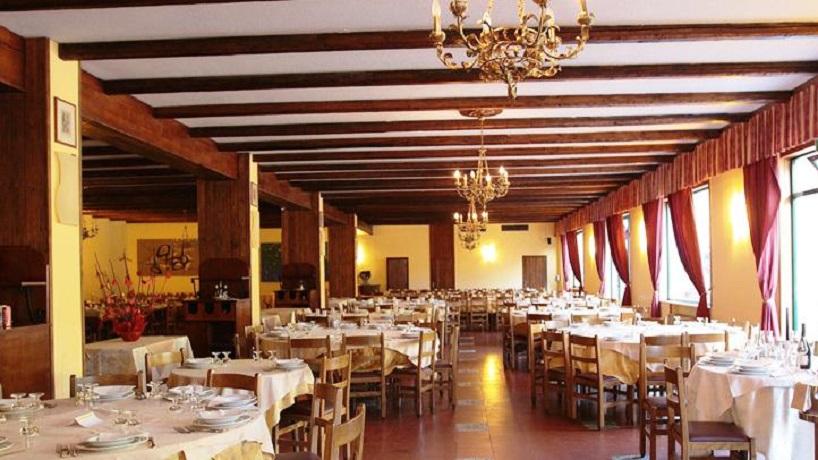 Hotel con Ristorante interno sul Gran Sasso