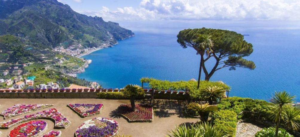 Relax in Campania nella costiera amalfitana