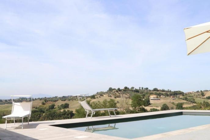 Casale-Montebuono Appartamenti Vacanza con Piscina
