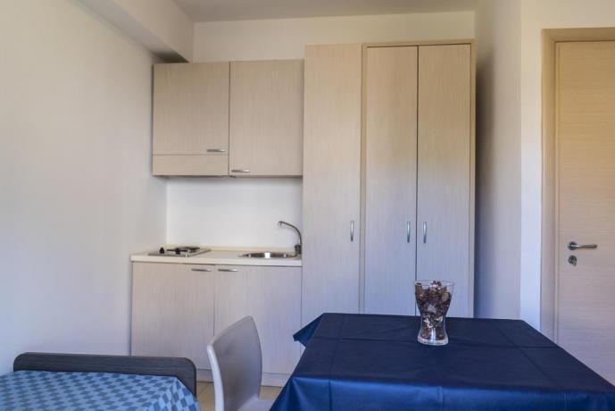 Appartamento a Taormina con Angolo-Cottura e Fornelli