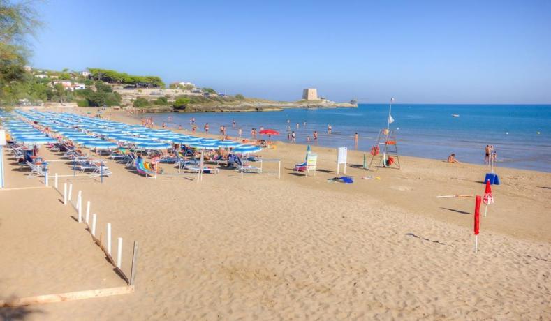 Spiaggia privata attrezzata anche per cani
