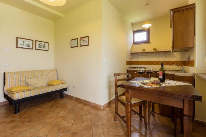 Vacanze in casa vicino Assisi