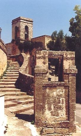 Specchia, near S Maria di Leuca