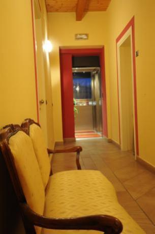 Hotel con ascensore vicino Gubbio