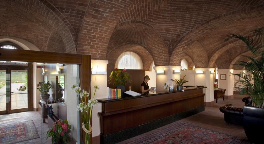 Elegante Hotel 4stelle con Benessere a Bra