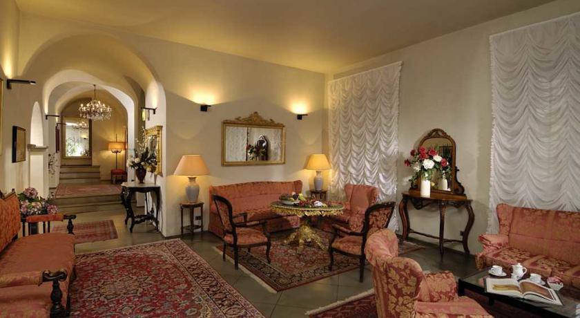 Sala comune per gli ospiti