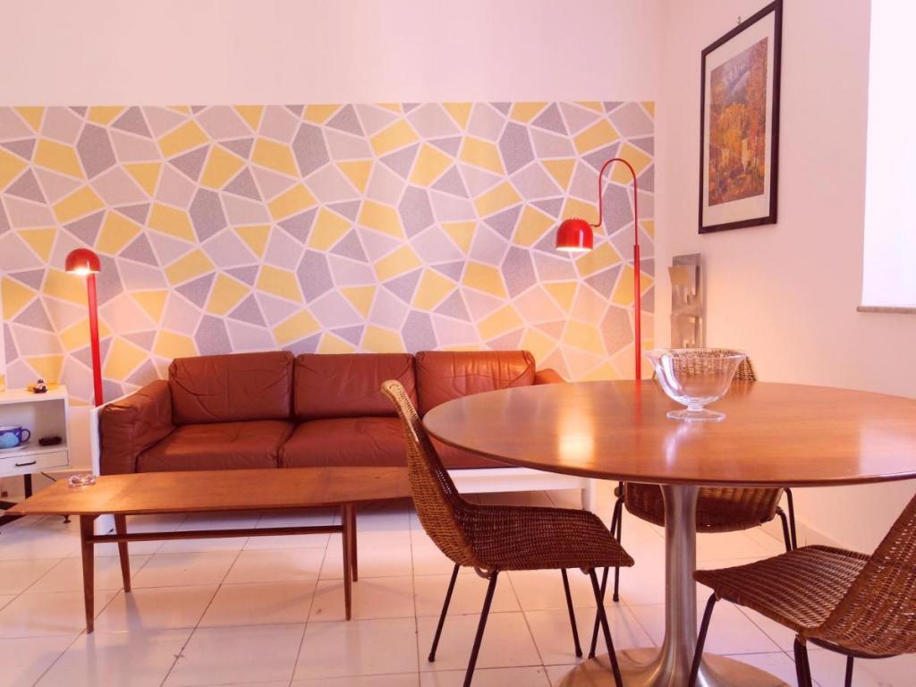 Casa vacanze al centro di Palermo con Soggiorno