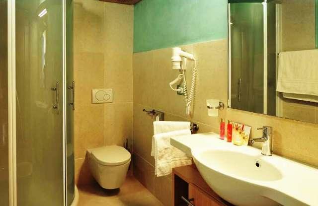 Suite con bagno interno