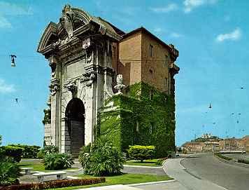 Porta di ancona monumenti storici e culturali alberghi bb agriturismi vicino ad ancona ancona - B b porta di mare ...