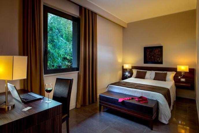 Camera Doppia-Uso-Singola Business Hotel dell'Autosole Magliano-Sabina Lazio