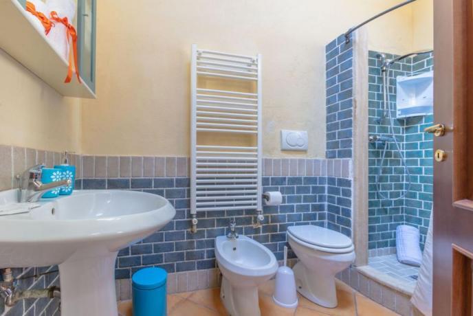 Bagno appartamento Alba