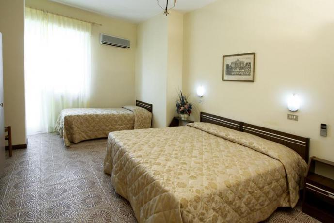 Camera Matrimoniale Doppia Hotel in Abruzzo
