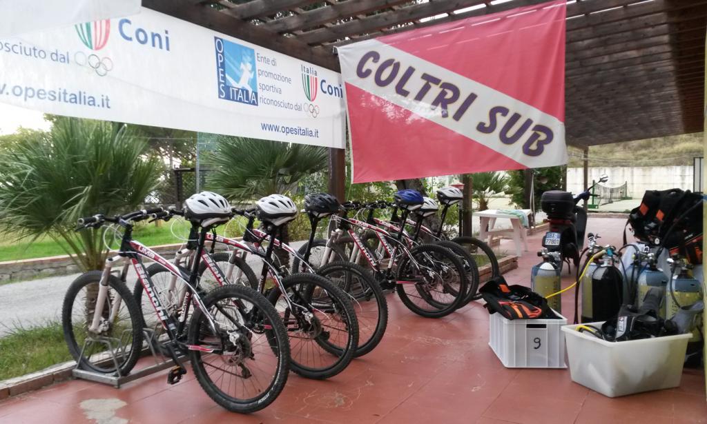 Bike Center Il Castello Panoramico Casal Velino (SA)
