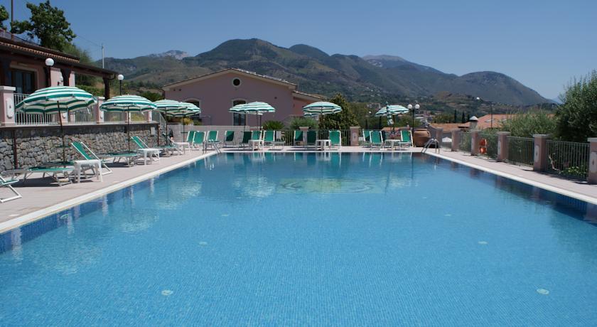Piscina Hotel a Maratea