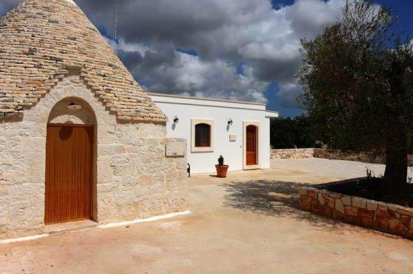Casa nei campi Nunnacola, trullo ad Alberobello