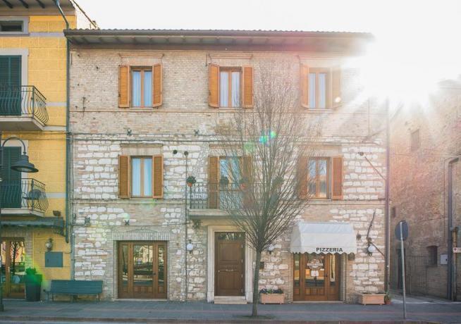 Affittacamere in centro a Santa Maria degli Angeli/Assisi