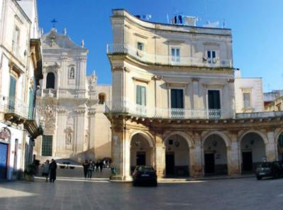 Inexpensive Hotels in the Center of Martina Franca