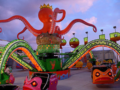 New Jesolandia, the amusement park of Jesolo