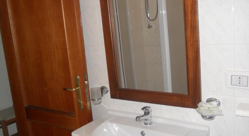 Bagno interno delle camere