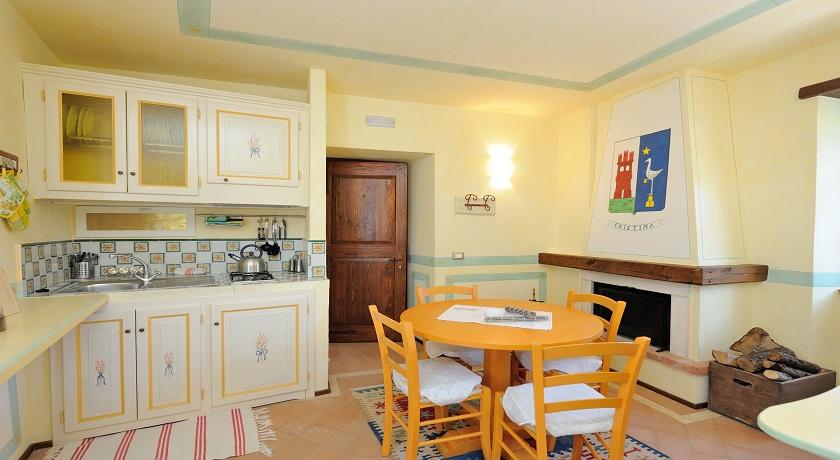 Cristina Senior Suite 2+2 con Camino