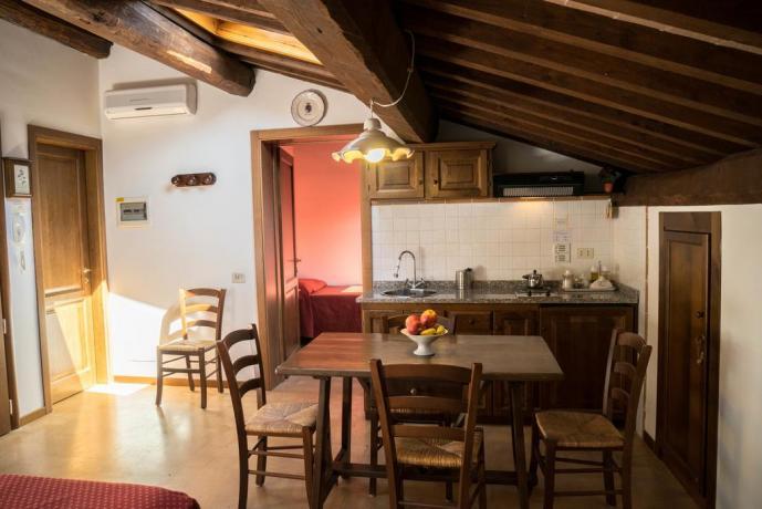 Agriturismo, appartamenti con angolo cottura Assisi