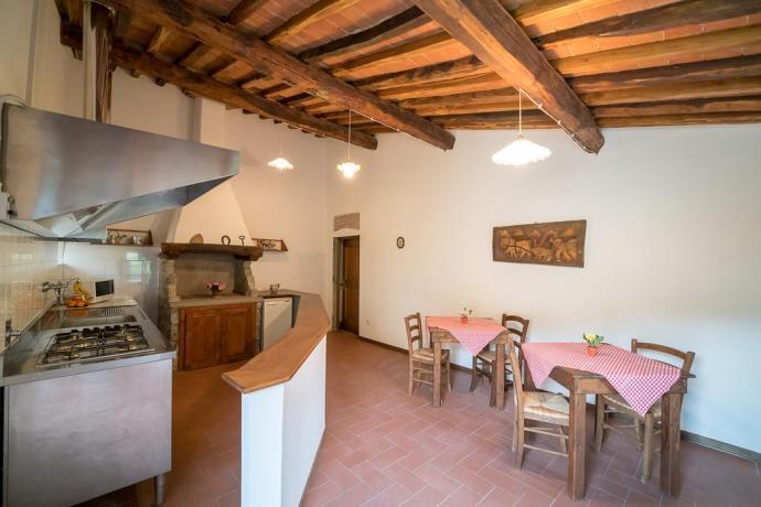 Cucina e Sala da pranzo vicino Firenze