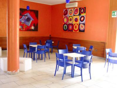 Bar caffetteria del villaggio a lecce