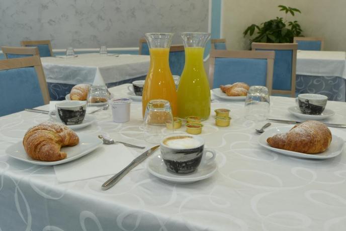 Ristorante con piatti tipici e per celiaci